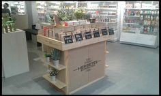 Les #herbetes #ecoceutics ! Bar, Pharmacy, Retail, Display, Space, Nature, Projects, Inspiration, Ideas