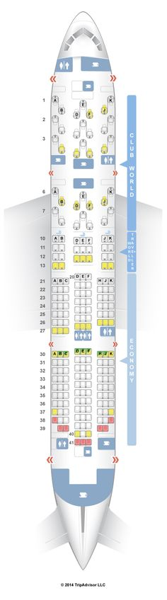 SeatGuru Seat Map Air New Zealand Boeing Travel - Japan airlines seat map 773