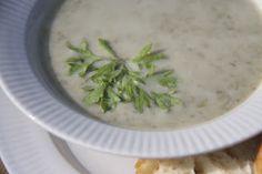 Mugwort Soup {recipe}