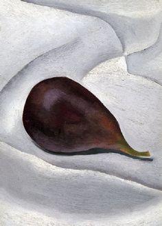 'Fig', Georgia O'Keefe, 1924