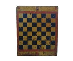 Early Double sides game~board