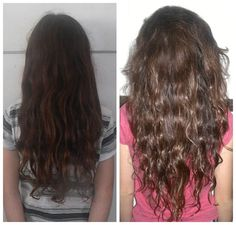 Learn how to grow long, healthy hair using all natural ingredients you already have in your own home! Shiny, beautiful hair in a pinch!