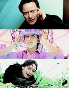James McAvoy as Charles Xavier in First Class
