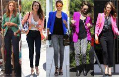 Looks para o dia-a-dia real com Jessica Alba | Fashionismo | Thereza Chammas