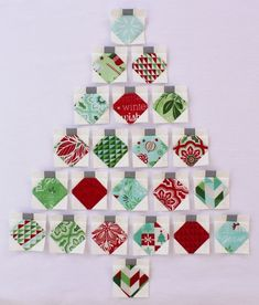 Christmas Baubles Quilt Moda Bake Shop