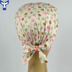Günstige Chirurgische kappe in 100% baumwolle, falten frei arzt caps in beige mit bunten luftballons, Kaufe Qualität Zubehör direkt vom China-Lieferanten:  Chirurgische Kappe in 100% Baumwolle, Falten frei Arzt Caps in beige mit bunten Luftballons