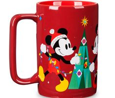 Disney Trinket Dish Minnie Mouse Ceramica Multi-Colour 2 x 16 x 14 cm