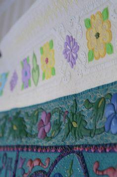 70's inspired quilt by Judy at Furball Farm Quilting. She used Fil ... : furball farm quilting - Adamdwight.com