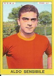 Aldo Sensibile 1966/1967