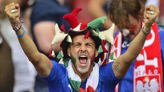 Italy fans! FORZA ITALIA