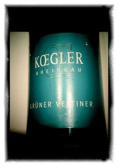 Grüner Veltliner Weingut Koegler, Elteville, Rheingau, Germany