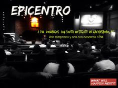 http://soepicentro.org  204 S. Westgate Dr. Greensboro, NC