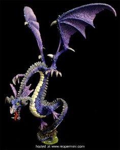 Verocithrax by Werner Klocke.  I've ordered one of these in plastic and it will be here September 2014