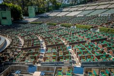 Take a seat this summer at the Hollywood Bowl! Photo by Bel Air Photography