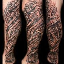 Billedresultat for 3d tattoo