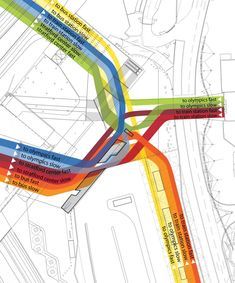 Stratford Station Olympic Kiosk Competition proposal / LGT Office site – ArchDaily