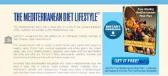 Mediterranean Diet Book Download