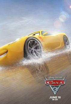 New Cars Pixar Design Ideas Walt Disney, Disney Pixar Cars, Cars 3 Full Movie, Movie Cars, 3 Movie, Plymouth, Cars 2006, Cruz Ramirez, Cars 1
