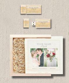 Photography Marketing Set Wedding von designbybittersweet auf Etsy