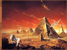Bienvenid@s: El fantástico arte de Bob Eggleton. Tercera parte. la Primera Parte: Aquí Encuentras la Segunda Parte: Aquí Bob Eggleton es un artista que trabaja en los géneros de horror,ciencia-ficción, fantasia, ha sido ganador de 9 premios Hugo,...