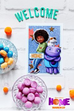 Create a personalized birthday card inspired by the movie Home. Sponsored by DreamWorks.