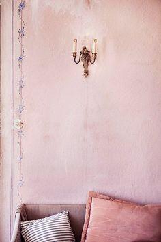blush walls