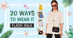 SHEIN is mainly design and produce fashionclothing for women all over the world for about 11 years. Shop for latest women's fashion dresses, tops, bottoms. High Quality with affordable prices. Latest Fashion For Women, Womens Fashion, Beauty Trends, Women's Fashion Dresses, Easy Diy, Join, Fashion Websites, Live, Shop
