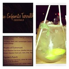 Pour mon premier Top 3, je ne pouvais passer à côté de mon cocktail fétiche, le mojito, surtout qu'aujourd'hui, c'est jeudi!!! La première fois que j'y ai goûté, c'était il y a un peu plus de 20 ans, lors d'un voyage de presse à La Havane, à Cuba. Coup de coeur immédiat pour ce drink ultra-rafraîchissant et surtout pas trop sucré comme plusieurs autres cocktails. Mojito, Cocktails, Cuba, Comme, Mint, Homemade, Fruit, Havana, Travel