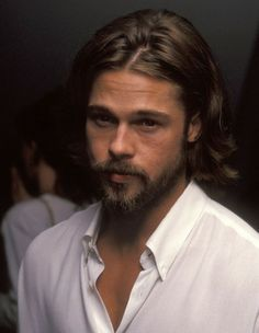 Brad Pitt - 1992