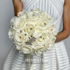 Идеальный букет невесты для идеальных невест от Тимьян Photo And Video, Wedding, Instagram, Valentines Day Weddings, Weddings, Marriage, Chartreuse Wedding