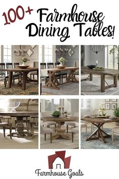 Discover the top-rated farm home dining table sets and rustic dining tables. When you are looking for farmhouse dining room furniture, you will find it here. Farmhouse Bedroom Furniture Sets, Farmhouse Dining Room Table, Dining Tables, Dining Room Furniture, Home Furniture, Top Rated, Goals, Rustic, Dinning Room Tables
