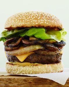 House of Brinson: The Brinson Burger! #recipe