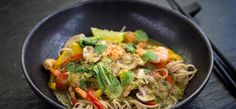 Whipping up this prawn curry at home couldn't be easier!