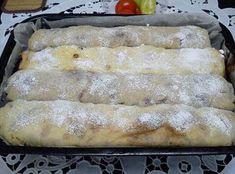 Köstliche Desserts, Delicious Desserts, Dessert Recipes, Yummy Food, Hungarian Desserts, Hungarian Recipes, Gourmet Recipes, Sweet Recipes, Cookie Recipes
