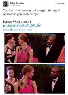 kanye west doesn't know...