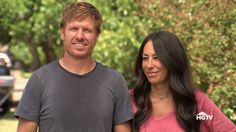 Chip and Joanna Gaines, stars of the HGTV reality show Fixer Upper, were recently