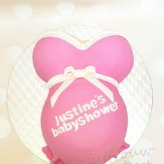 Geboorte / babyshower - Juffrouw taart winsum, gender reveal taart groningen www.juffrouwtaart.nl Babyshower, Gender, Baby Shower, Baby Sprinkle, Baby Showers, Baby Bird Shower