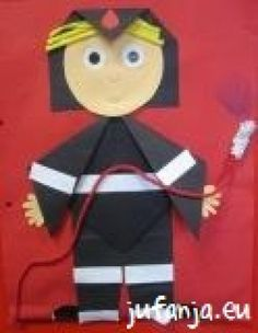 thema brandweer - juf Anja-Juf Anja