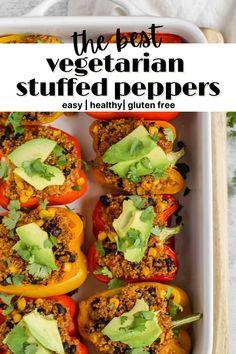 Clean Eating Vegetarian, Vegetarian Mexican, Vegetarian Meal Prep, Clean Eating Recipes, Vegetarian Recipes, Healthy Recipes, Easy Healthy Meal Prep, Healthy Meals, Diet Recipes