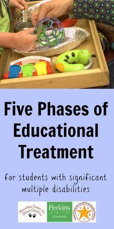 The Five Phases of Educational Treatment outline the Active Learning Approach by Dr. Lilli Nielsen.