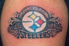 Steelers Tattoo