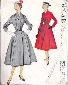 McCall's 9724: own this one and have wanted to make it for years.