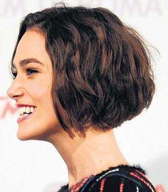 10.Keira Knightley Bob Hair