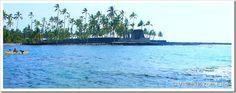 Mergulhar em Pu'uhonua O Honaunau-dicas para viajar mais barato no Havaí