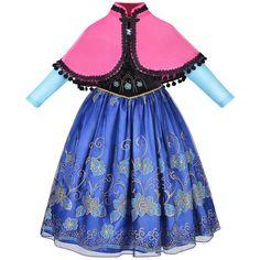 2018 Cinderella Girls Dress Summer Carnaval Costume For Kids Easter Party  Moana. Girls Dress UpGirls Party DressCool Halloween CostumesHalloween ... 5b83eeadee0d
