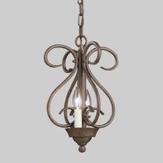 室内照明ペンダント照明カントリーミニシャンデリアレトロ照明アンティーク風照明屋内照明KICHILER