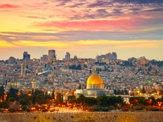 11. JERUSALEM, ISRAEL — Jerusalem is now attracting the global traveler, in addition to Christians, Jews, and Muslims. As one of the holiest cities in the world, it boasts multiple religious sites.