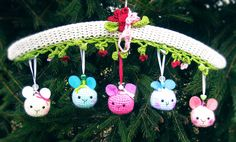 Instructions - Simply Jaimee Jaimee& World, Easter, Crochet Easter Bunny, Crochet Pattern. Easter Crochet, Crochet Bunny, Crochet Toys, Free Crochet, Mobiles, Easter Specials, Easter Colors, Drops Design, Easter Bunny