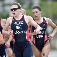 2015 ITU World Triathlon Series Cape Town - Women's Race