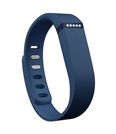 Fitbit Replacement Bands for Fitbit Flex Large  Navy Blue  Single Pack Offered by Teak Products >>> You can get additional details at the image link.